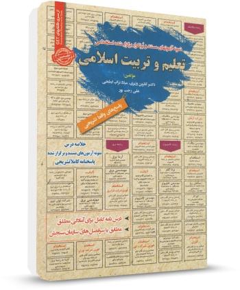 خلاصه مباحث و نمونه سوالات استخدامی تعلیم و تربیت اسلامی انتشارات رویای سبز