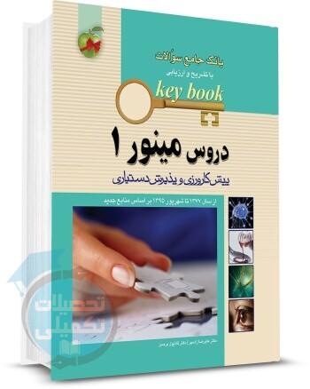 کتاب دروس مینور 1, سوالات پیش کارورزی و دستیاری دروس مینور جلد 1 اندیشه رفیع