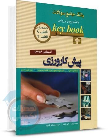 کتاب بانک جامع سوالات پیش کارورزی اسفند 96 (قطب 2 و 9) دانشگاه آزاد اندیشه رفیع