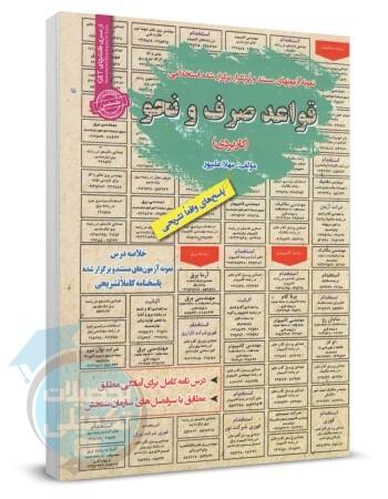 خلاصه درس و تست استخدامی قواعد صرف و نحو, نمونه سوالات استخدامی صرف و نحو دبیری عربی